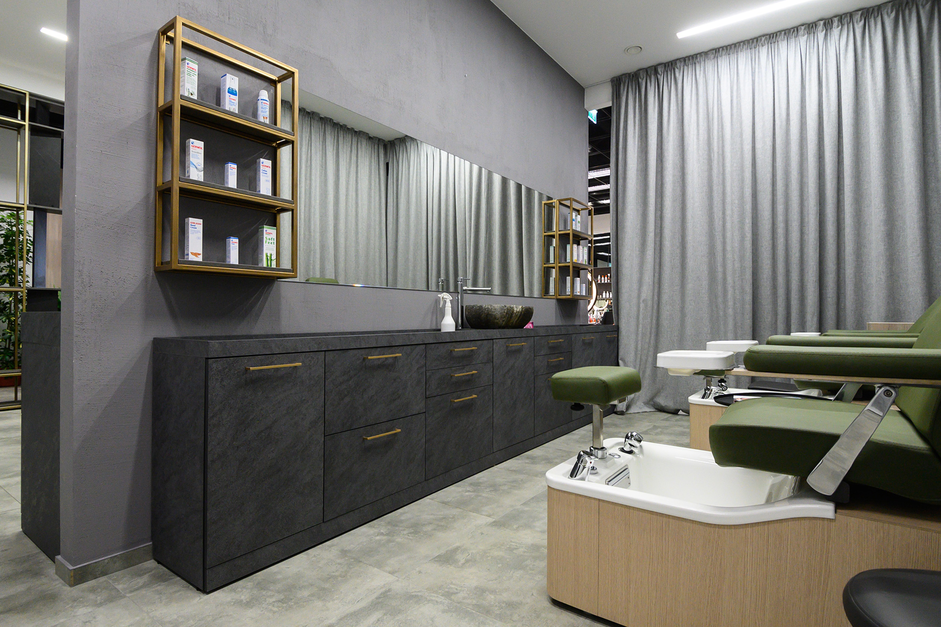 Panorama Figaro salonas