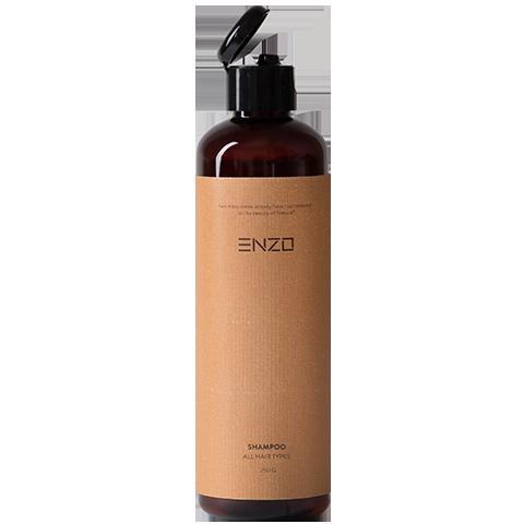enzo-shampoo-normal-hair-organiskas-sampunas-visu-tipu-plaukams-figaro-parduotuve.