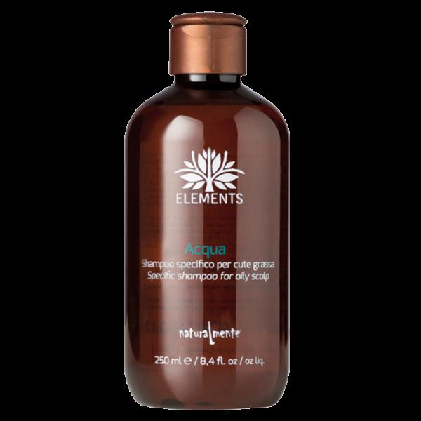 naturalmente-elements-acqua-shampoo-sampunas-riebiai-galvos-odai-figaro-salonas