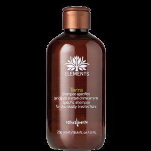 Pažeistų plaukų šampūnas